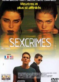Vahşi Şeyler 1998 Amerikan Sex Ve Suç Filmi reklamsız izle