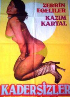 Kadersizler 1979 Türk Yeşilçam Erotik Filmi İzle izle